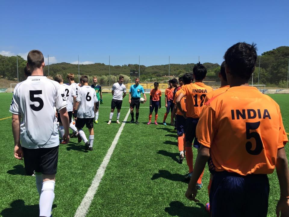 Football Training Camp in Costa Brava