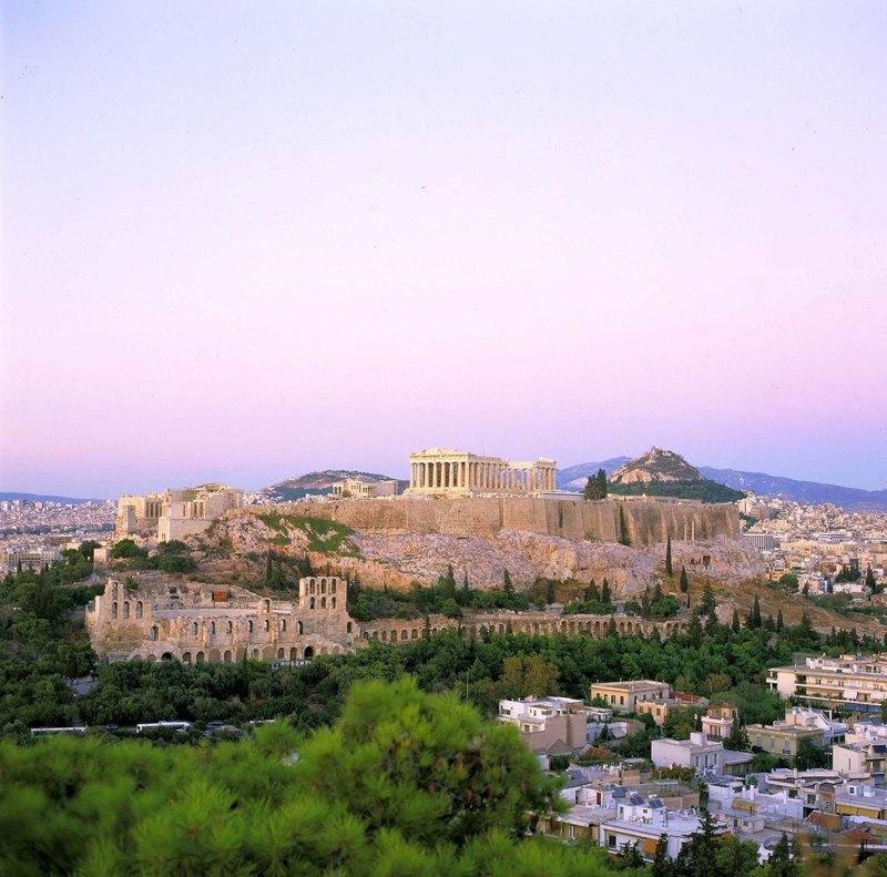Athen Peloponnes Rad-eBike-Tour