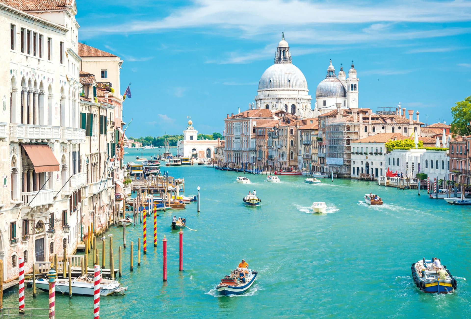 Venetien Radtour