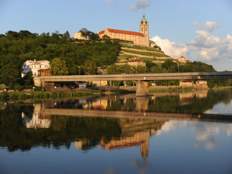 Radkreuzfahrt Prag-Elbe
