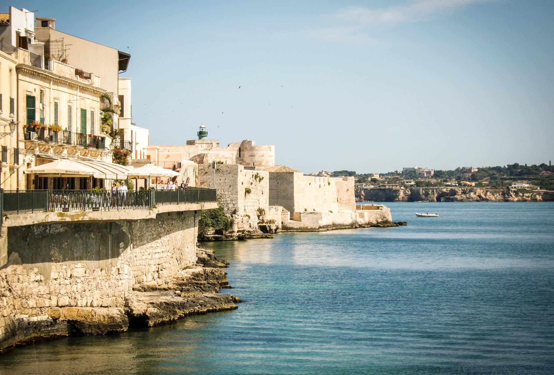 Radtour Sizilien