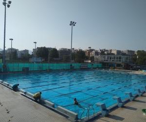 Trainingsreise Athen