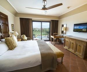 Deluxe Doppelzimmer Mar Menor Golf