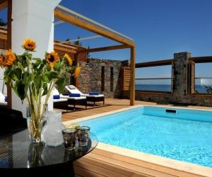 Pool Villa Creta Maris