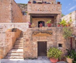 Blue Villa Mantzourana
