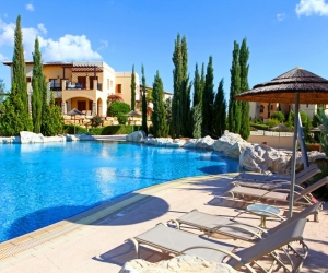 Junirvilla mit Pool Aphrodite Hills