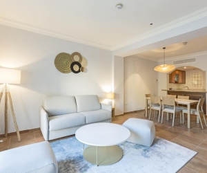 1-Schlafzimmer Apartment