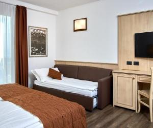 Doppelzimmer Seeblick Le Balze