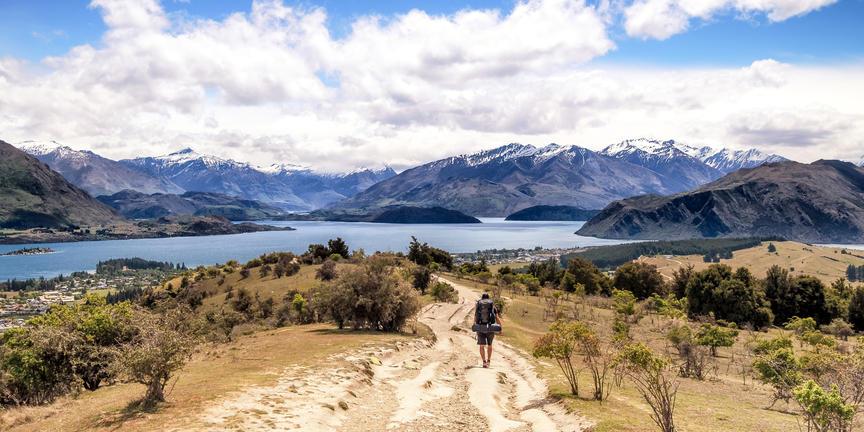 Wanderreise Neuseeland